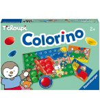 COLORINO T'CHOUPI - RAVENSBURGER - 24553 - LE JEU DES COULEURS