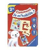 COMMENT JE M'HABILLE ? - RAVENSBURGER - 24031 - JEU DECOUVERTES
