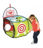 CUBE MULTISPORTS - TENTE D'ACTIVITES POP-UP EXTERIEUR