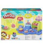 CUPCAKES ET GLACAGES GOURMANDS PLAY-DOH - PATE A MODELER - HASBRO - A0318