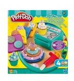 CUPCAKES ET MIGNARDISES - PLAY-DOH - 35541 - PATE A MODELER - HASBRO