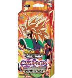 DECK DRAGON BALL Z SUPER - PACKS EDITION SPECIALE GE02 PREMIUM PACK - TB02 CLASH OF FATES - BANDAI - CARTES A COLLECTIONNER