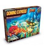 DOMINO EXPRESS PIRATE OCTOPUS ADVENTURE - GOLIATH - 80960 - JEU CONSTRUCTION