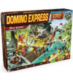 DOMINO EXPRESS PIRATE SEA BATTLE - GOLIATH - JEU DE CONSTRUCTION DOMINOS - JEU DE SOCIETE - 80891