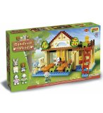 ECOLE MAXIMILIAN FAMILIES 117 PIECES - UNICO PLUS - 8932 - JEU DE CONSTRUCTION
