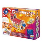 ELECTRICITE JUNIOR - APPRENTI ELECTRICIEN - BUKI SCIENCES - 7059