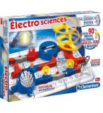 ELECTRO SCIENCES - PLUS DE 90 CIRCUITS ELECTRONIQUES - SCIENCE & JEU - CLEMENTONI - 52112