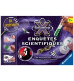 ENQUETES SCIENTIFIQUES - SCIENCE X - RAVENSBURGER - 18870