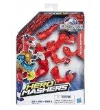 FIGURINE HERO MASHERS JURASSIC WORLD VELOCIRAPTOR - DINOSAURE - HASBRO DINO - B2160