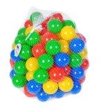 FILET DE 100 BALLES MULTICOLORES EN PLASTIQUE - KNORRTOYS - 56789 - TENTE A BALLES