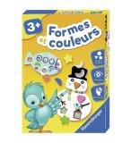 FORMES ET COULEURS - JEU DECOUVERTE - RAVENSBURGER - 240326