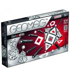 GEOMAG BLACK & WHITE - 104 PIECES - JEU DE CONSTRUCTION MAGNETIQUE - 013