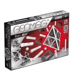 GEOMAG BLACK & WHITE - 68 PIECES - JEU DE CONSTRUCTION MAGNETIQUE - 012