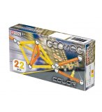 GEOMAG COLOR 22 PIECES - JEU DE CONSTRUCTION MAGNETIQUE
