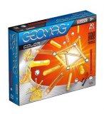 GEOMAG COLOR - 30 PIECES - JEU DE CONSTRUCTION MAGNETIQUE