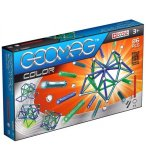 GEOMAG COLOR - 86 PIECES - JEU DE CONSTRUCTION MAGNETIQUE