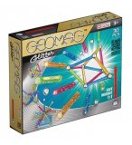 GEOMAG GLITTER - 30 PIECES - JEU DE CONSTRUCTION MAGNETIQUE - 531