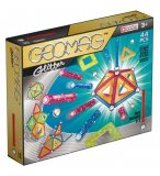 GEOMAG GLITTER - 44 PIECES - JEU DE CONSTRUCTION MAGNETIQUE - 532