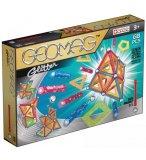 GEOMAG GLITTER - 68 PIECES - JEU DE CONSTRUCTION MAGNETIQUE - 533