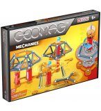 GEOMAG MECHANICS - 146 PIECES - JEU DE CONSTRUCTION MAGNETIQUE - 722