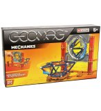 GEOMAG MECHANICS - 164 PIECES - JEU DE CONSTRUCTION MAGNETIQUE - 724