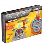 GEOMAG MECHANICS - 86 PIECES - JEU DE CONSTRUCTION MAGNETIQUE - 721