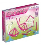 GEOMAG PINK - 66 PIECES - JEU DE CONSTRUCTION MAGNETIQUE - 053