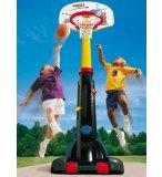 GRAND PANIER DE BASKETBALL SUR PIED - LITTLE TIKES - 304339 - JEU D'EXTERIEUR