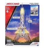 GRANDE TOUR EIFFEL LUMINEUSE 2 EN 1 - MECCANO - 15305 - JEU CONSTRUCTION
