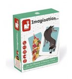 IMAGINATION - JEU DE MEMOIRE - CARTES - JANOD - J02753
