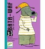 JEU DE CARTES BATA WAF - DJECO - DJ05104 - JEU DE BATAILLE