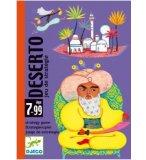JEU DE CARTES DESERTO - DJECO - DJ05129 - JEU DE STRATEGIE