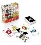 JEU DE CARTES JACK LE PIRATE AVEC PIECES D'OR - FRANCE CARTES - 410445