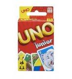JEU DE CARTES UNO JUNIOR ANIMAUX - MATTEL GAMES - 52456 - ENFANT