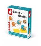 JEU DE PARCOURS SAUTE-MOUTONS EN BOIS - JANOD - J02738 - ENFANT 3-6 ANS