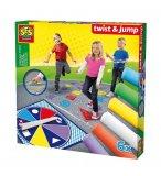 JEU TWIST & JUMP 6 CRAIES DE TROTTOIR - SES - 02242 - EXTERIEUR