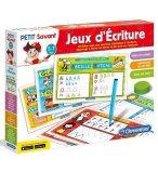 JEUX D'ECRITURE 5-7 ANS - PETIT SAVANT - CLEMENTONI - 62545 - JEU EDUCATIF