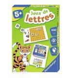 JEUX DE LETTRES - JEU POUR APPRENDRE - RAVENSBURGER - 24060
