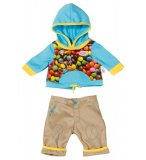 JOGGING SMARTIES BABY BORN - HABIT POUPEE 43 CM - ZAPF CREATION
