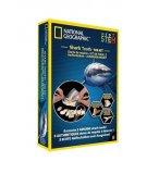 KIT DE FOUILLE DENTS DE REQUINS - NATIONAL GEOGRAPHIC - JM00604 - JEU EXCAVATION FOSSILES