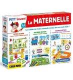 LA MATERNELLE 12 ACTIVITES JEUX - CLEMENTONI - 62411 - PETIT SAVANT