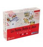 LA PETITE BOITE A JEUX DUCALE - COFFRET MULTI-JEUX - FRANCE CARTES