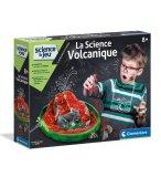 LA SCIENCE VOLCANIQUE - LABO SCIENCE & JEU - CLEMENTONI - 52531 - VOLCANS, GEOLOGIE