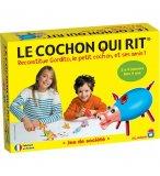 LE COCHON QUI RIT - 4 COCHONS - DUJARDIN - JEU DE SOCIETE - 10004