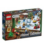 LEGO CITY 60155 CALENDRIER DE L'AVENT LEGO CITY 2017
