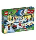 LEGO CITY 60268 CALENDRIER DE L'AVENT LEGO CITY 2020