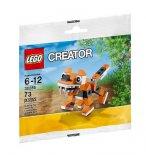LEGO CREATOR POLYBAG 30285 TIGRE ORANGE