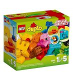 LEGO DUPLO 10853 SET DE CONSTRUCTION FRUITS ET ANIMAUX