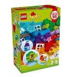 LEGO DUPLO 10854 ENSEMBLE DE 120 BRIQUES LEGO DUPLO