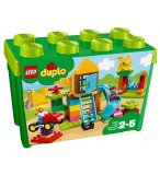 LEGO DUPLO 10864 LA GRANDE BOITE DE LA COUR DE RECREATION